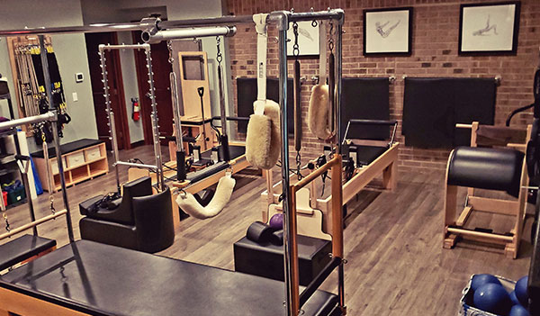bcentered pilates studio